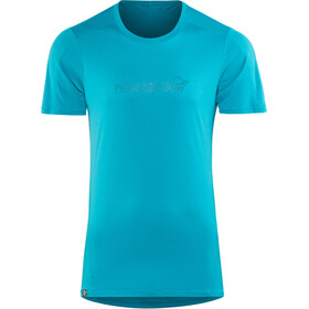 Norrøna /29 Tech T-Shirt Men Torrent Blue